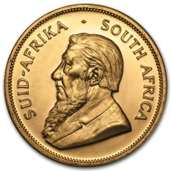 Gold South African Krugerrand
