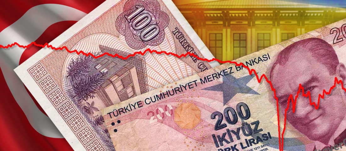 Turkish Lira Flash Crash Is a Wider Conspiracy About to Unfold