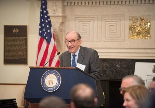 Alan Greenspan Suggests a Return to Gold Standard